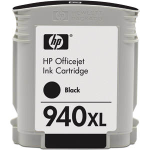 HP940XL black (OEM)