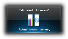 HP 901 - Black Ink Level Not Detected