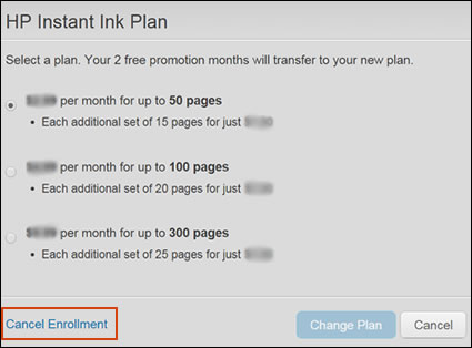 How to Disable HP Instant Ink Program | INKJET411